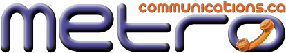 Metro Communications Inc. Logo